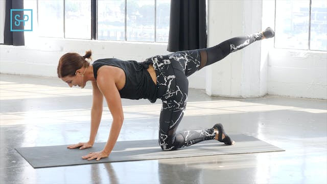 Bodyweight Legs and Glutes