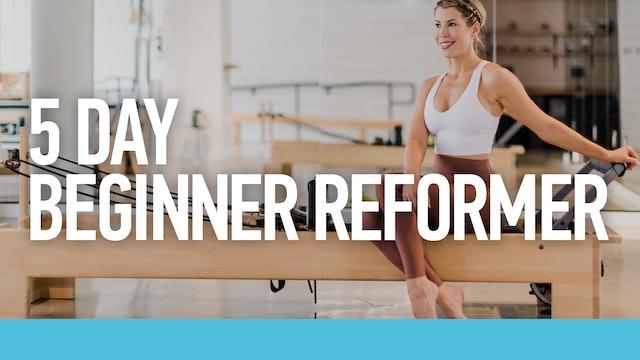 5 Day Beginner Reformer