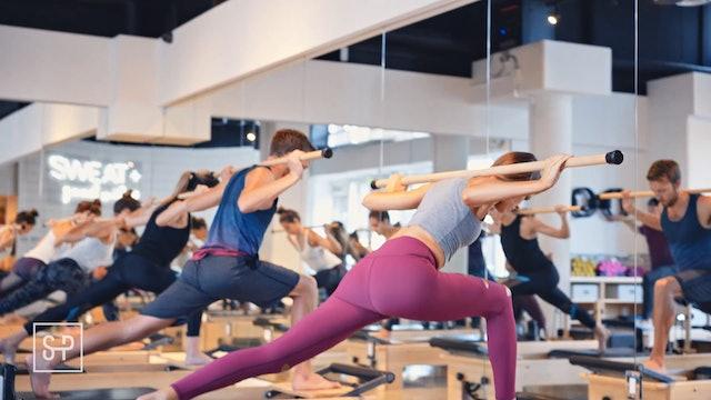 Inside Speir Pilates Studios