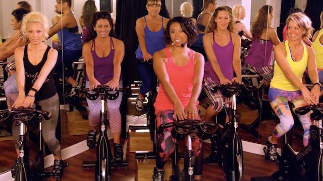 BodyRide Spin with Christine & Team BodyRide