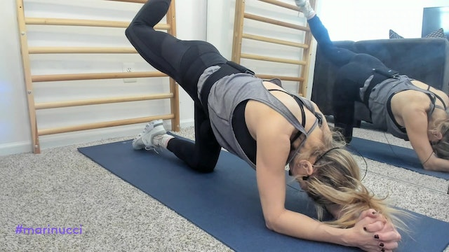2-24-21 Glutes + Abs