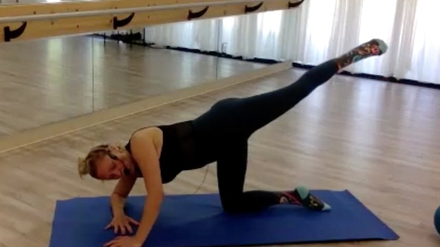 LIVE EXPRESS BARRE GLUTES & ABS May 26, 2020