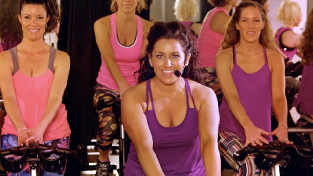BodyRide Spin with Melissa & Team BodyRide