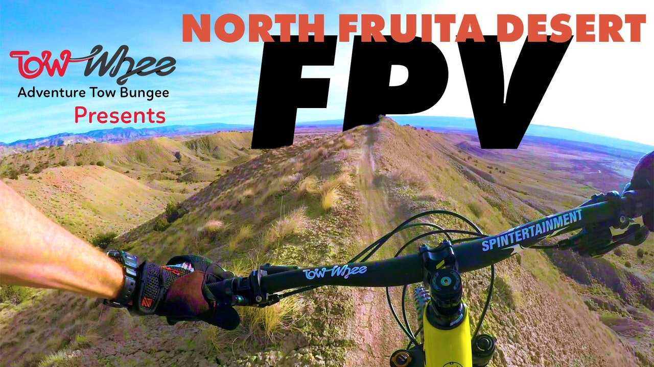 North Fruita Desert 18 Road FPV First Person View