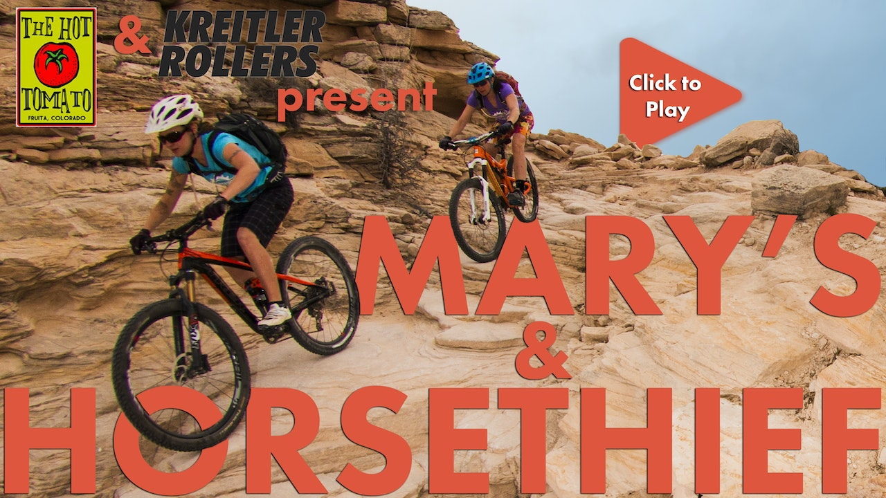 Mary's Loop & Horse Thief Bench Collection