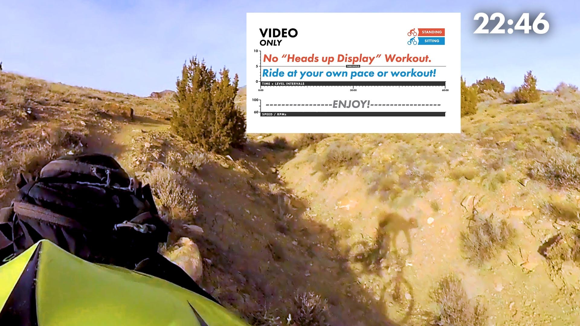 Fruita 18 Road Desert First Person View FREE RIDE