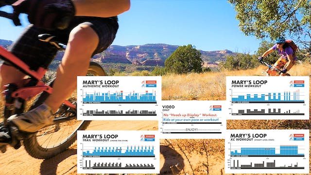 Mary's Loop & Horsethief Bench 5 Video Collection