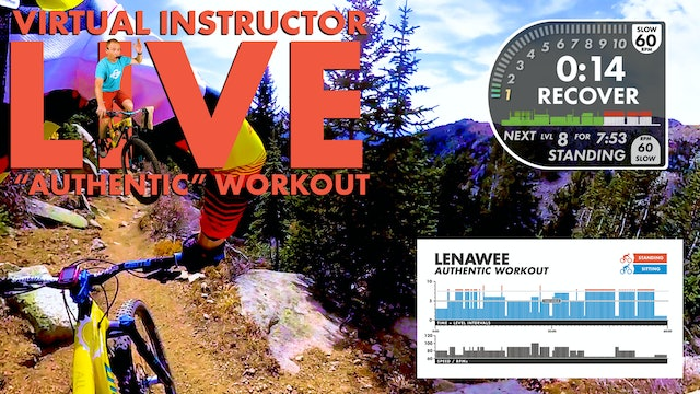 Lenawee AUTHENTIC FPV Virtual Instructor Timing Fixed Personal