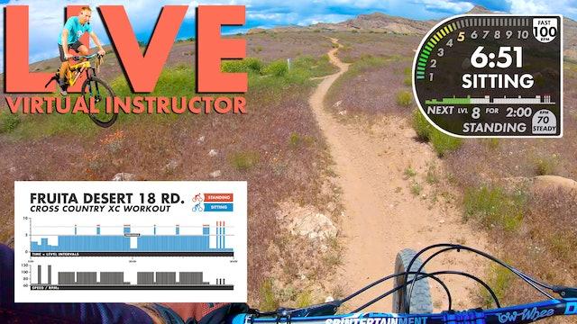 Fruita Virtual Instructor FPV XC Workout