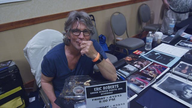Eric Roberts (Actor) - Full Interview
