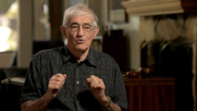 John Dominic Crossan (NT Scholar) Short Interview