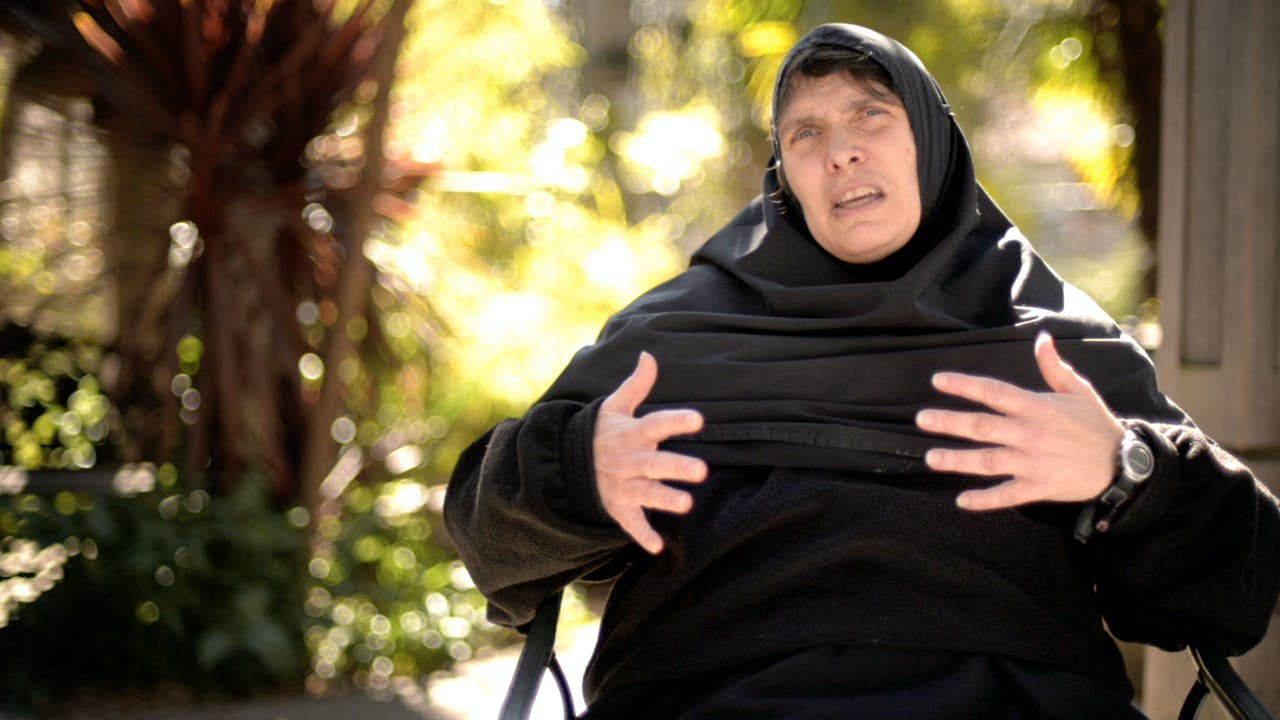 Mother Melania (Ph.D. Theology)