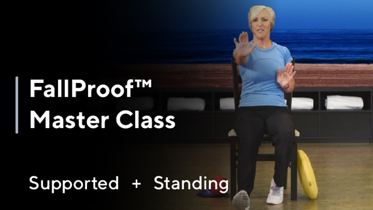FallProof™ Master Classes (Supported & Standing)