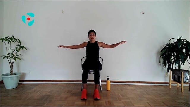 Seated Legs & Core