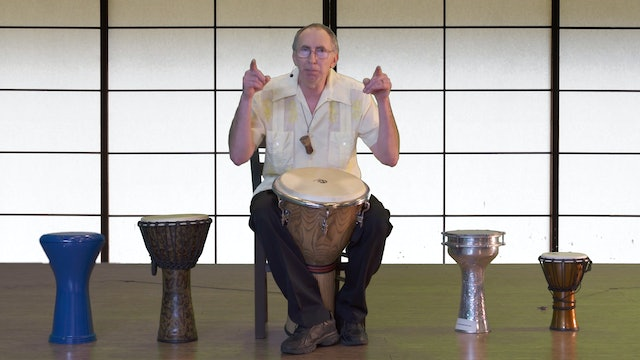 Health Beats - Intro to Drumming