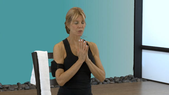 Gentle Chair Yoga 2