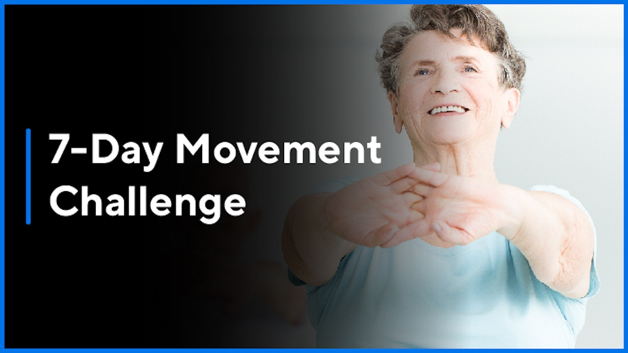 7-Day Movement Challenge