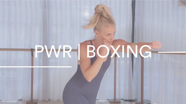 PWR - CARDIO BOXING