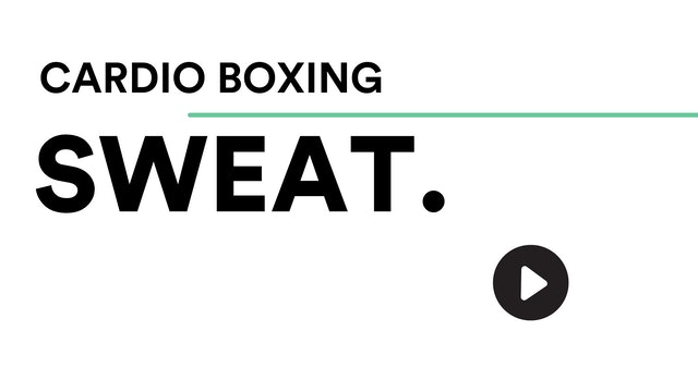(TW) Wed 20th Oct @ 9.30am – Power Boxing 45 with Zoe