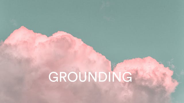 Grounding soundbath with Alice Rose