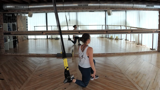 TRX 25 with Brooke (lower body)