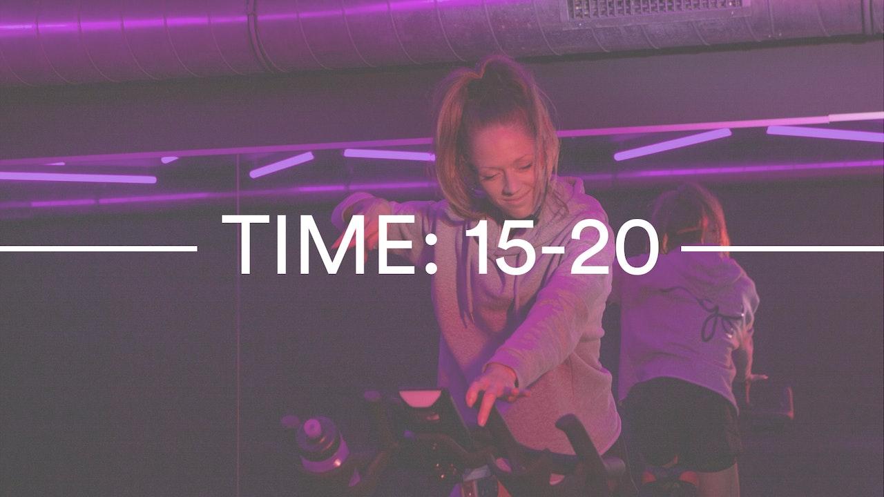 15-20 MINUTES