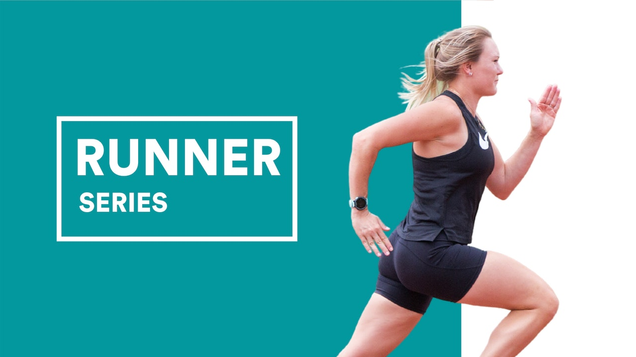 RUNNER SERIES WITH TEAM GB TRIATHLETE AMY PAY