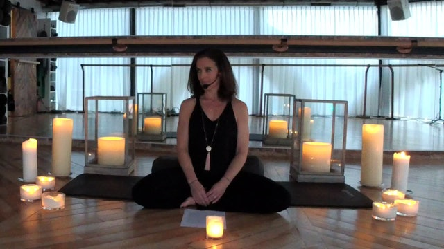 CLM Stress Release Meditation With Charlotte