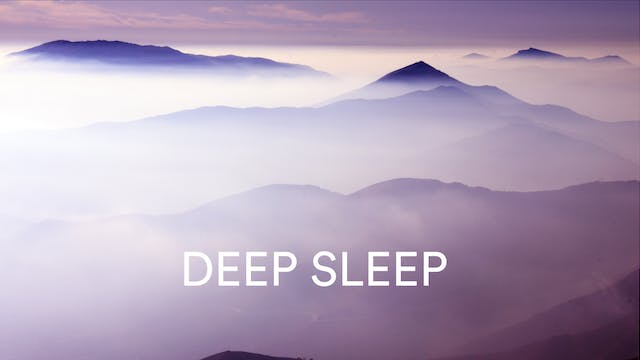 Deep Sleep Yoga Nidra Meditation with...