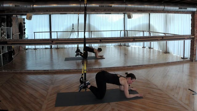 TRX Core With Brooke