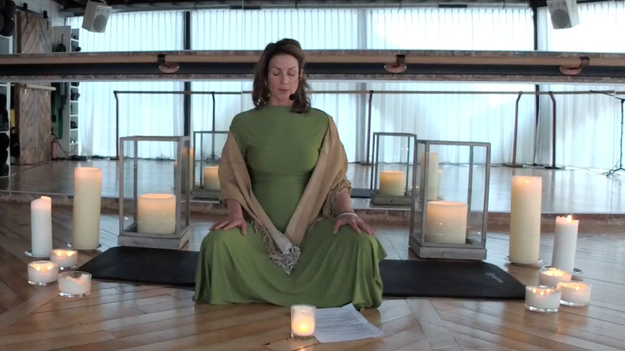 CLM Morning Ritual Meditation With Abir