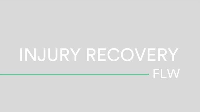 RECOVER FLW - Recovering from injury ...