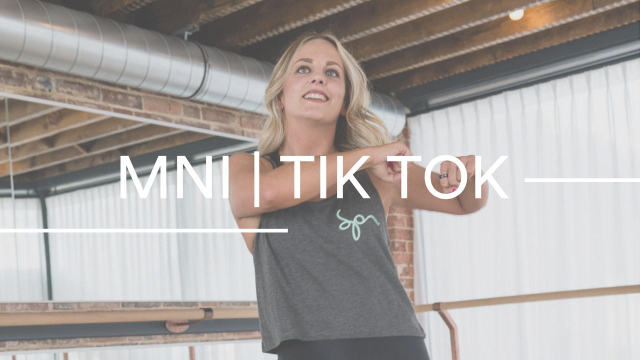 MNI - TIK TOK DANCE FOR KIDS