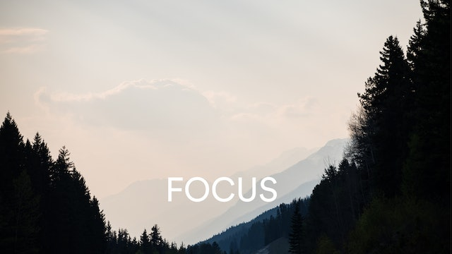 Focus Meditation with Charlotte