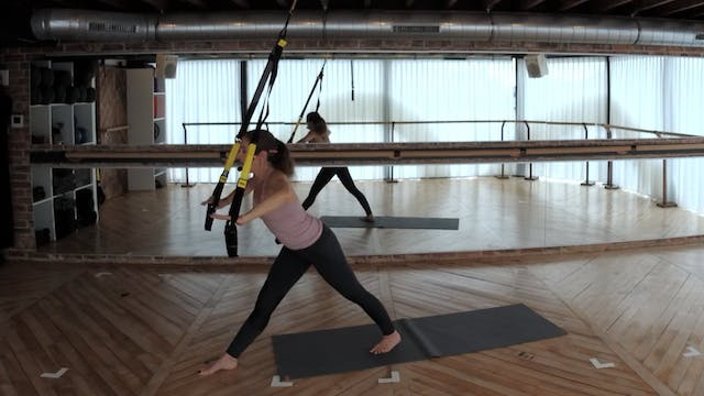 TRX FLW 20 with Charlotte