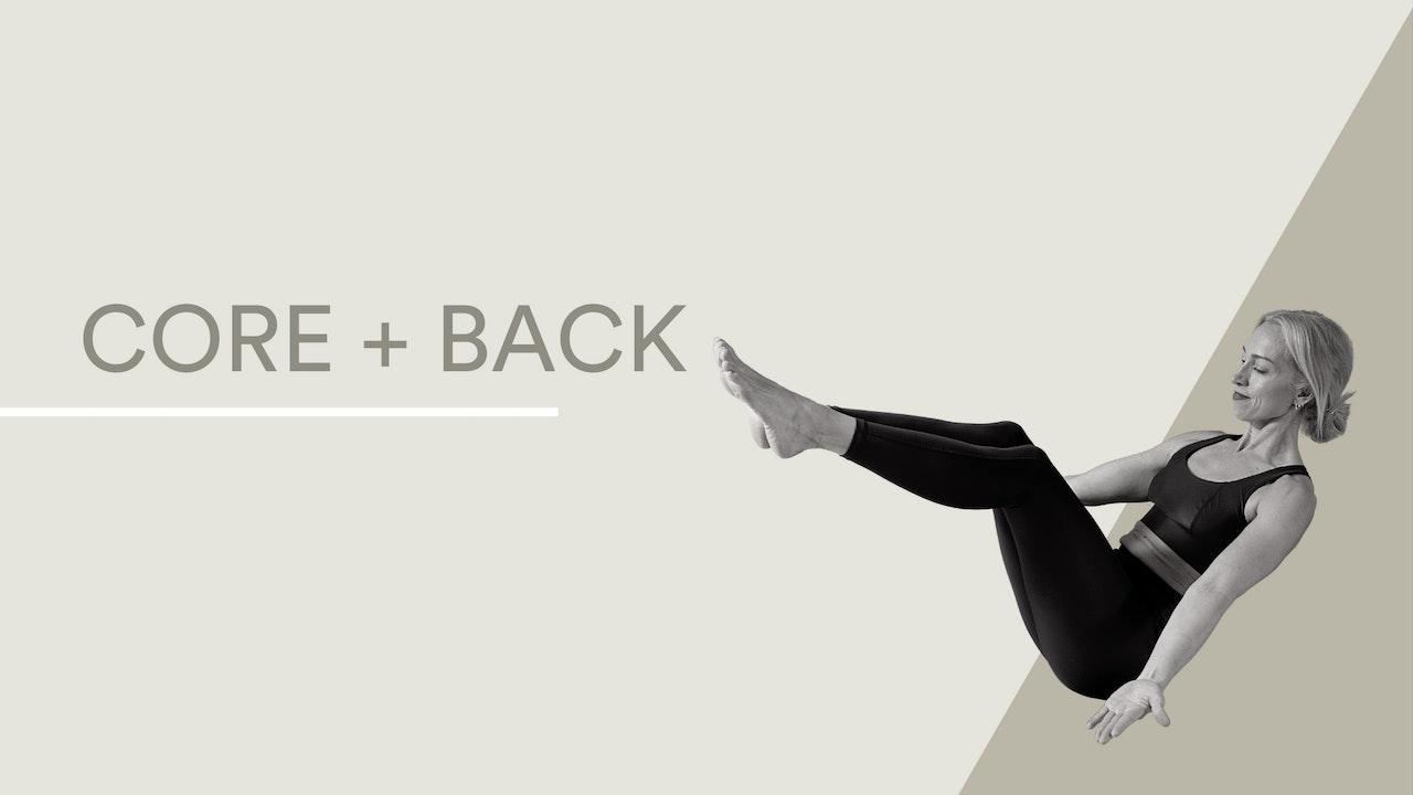 CORE + BACK