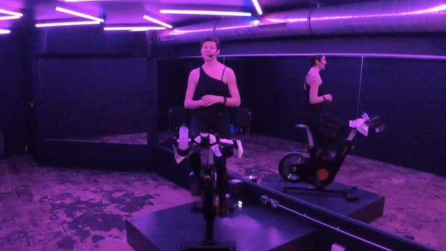 RDE 30  with Stacey (strength ramps)