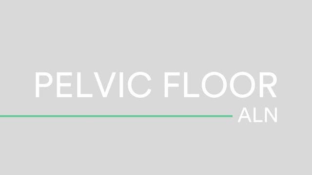 RECOVER ALN - Pelvic floor focus with...