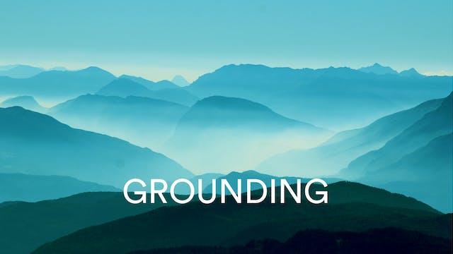 Grounding Meditation with Abir