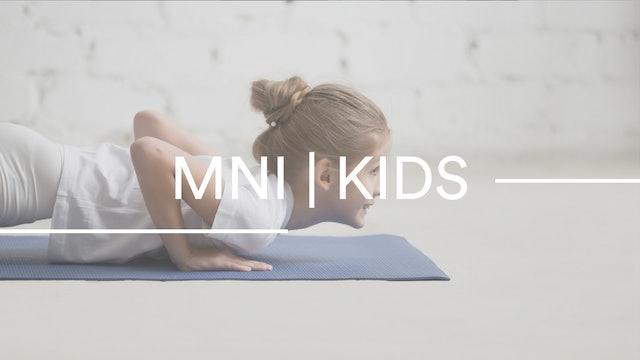 MINI - FITNESS FOR KIDS