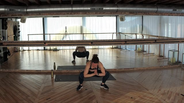 FIT 25 with Brooke (tabata)