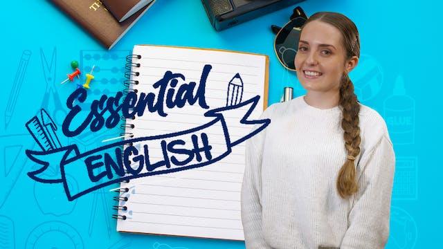 Essential English Lesson 2 Grade 9 T1