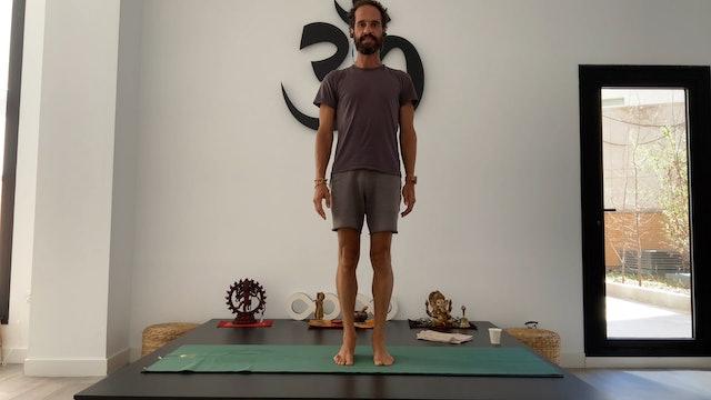 9 min ashtanga yoga express saludos al sol