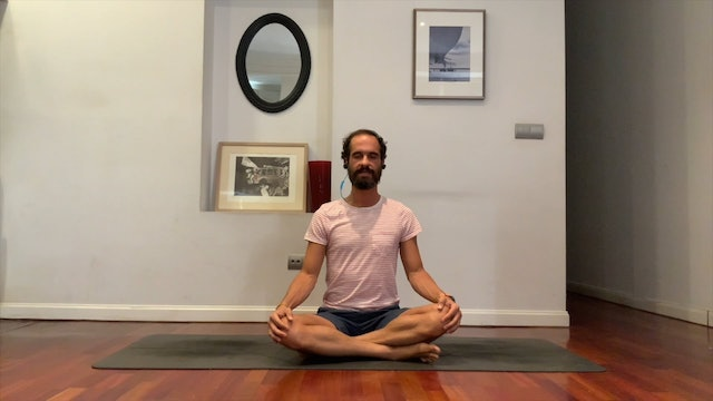 20 min ashtanga yoga secuencia final
