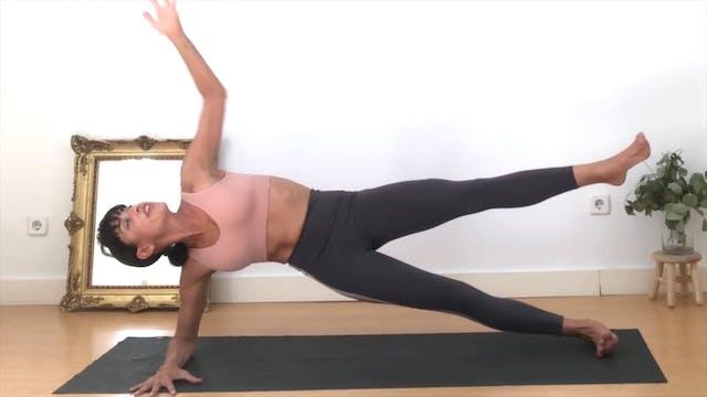 14 min HIIT yoga cuerpo completo
