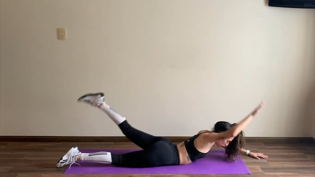 13 min HIIT brazos y abs