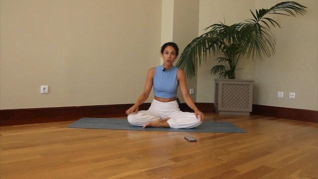 40 min yin yoga para centrarnos