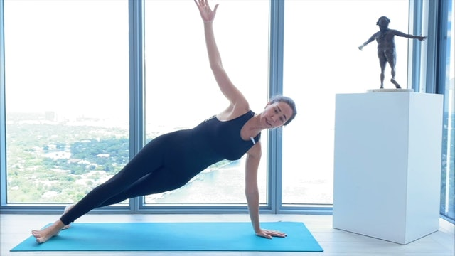 5 min pilates core planchas avanzadas