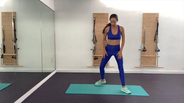 19 min fitness para piernas fuertes y...