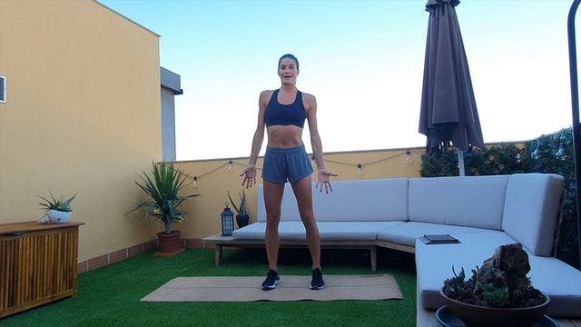 30 min entrenamiento funcional cuerpo entero